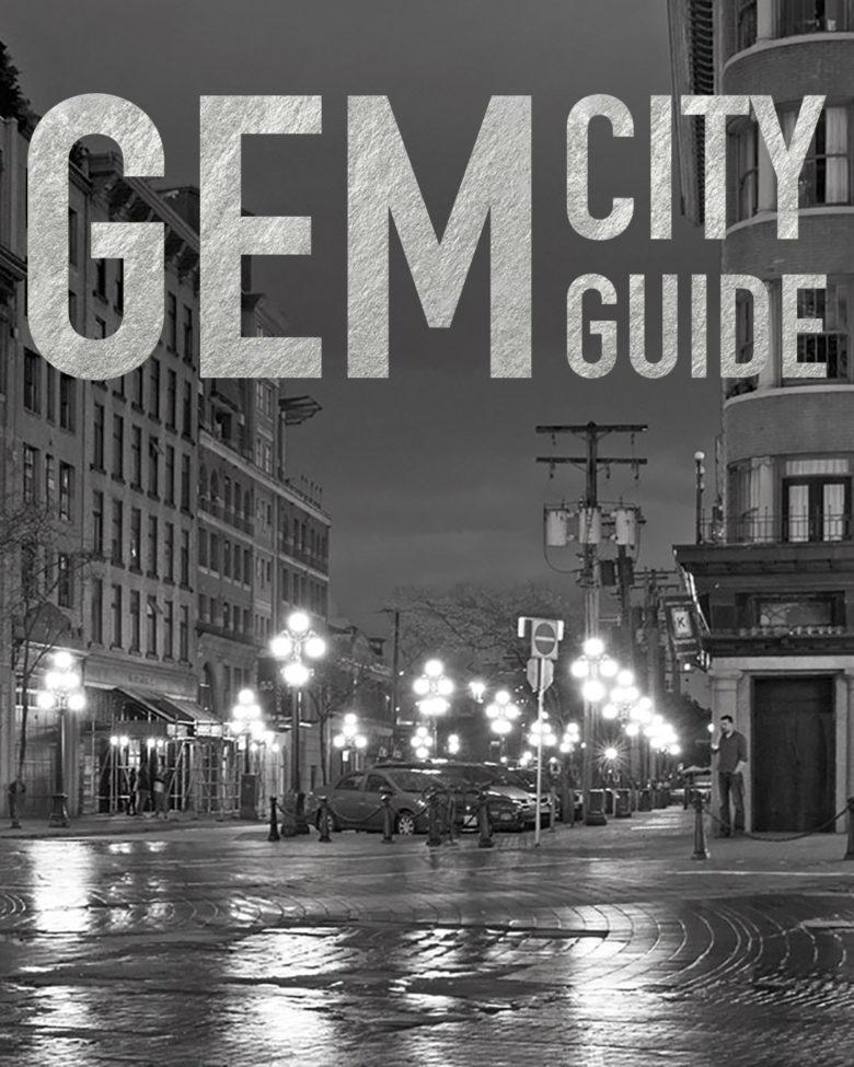 Gem City Guide Vancouver